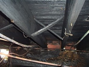 Fire Damage Restoration in Cincinatti, OH